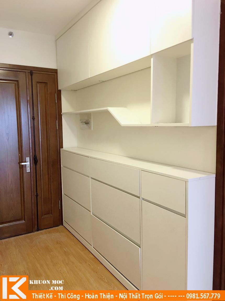 Hoàn thiện nội thất căn hộ chung cư