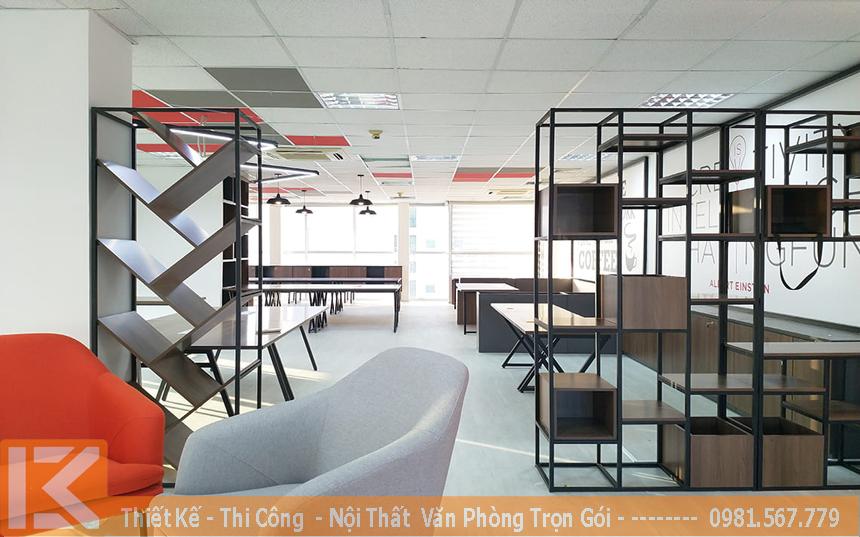 Thiết kế nội thất phòng họp tiêu chuẩn.