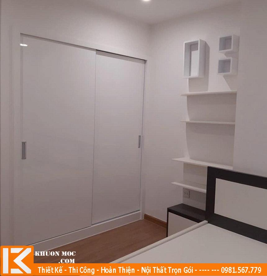 Hoàn thiện thiết kế nội thất phòng ngủ