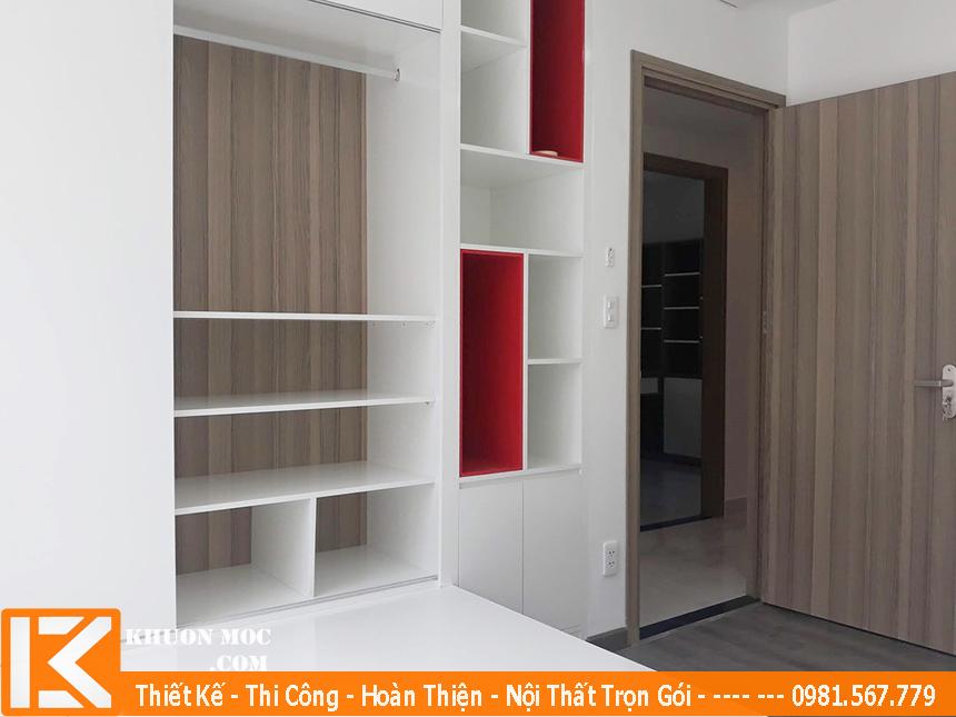 Quy trình thiết kế và thi công trọn gói nội thất chung cư