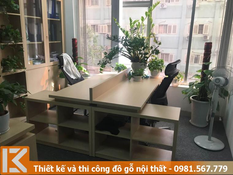 Đóng bàn làm việc đẹp quận 1 #KM2454689