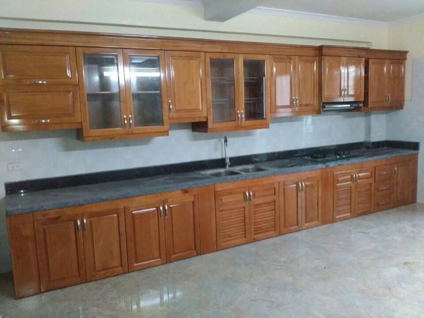 Xưởng đóng tủ bếp ở TP.HCM