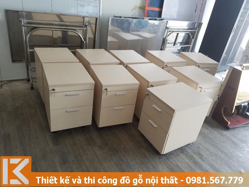Đóng tủ, kệ đựng hồ sơ đẹp, giá rẻ cho văn phòng công ty ở Quận 9 #KM24343