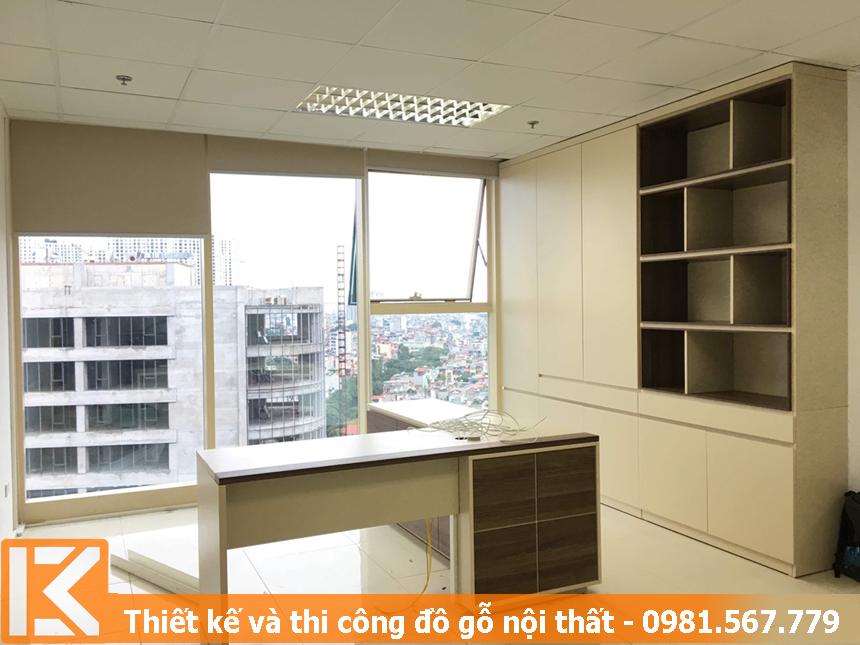 Đóng tủ kệ hồ sơ văn phòng tại quận 1 #KM245112