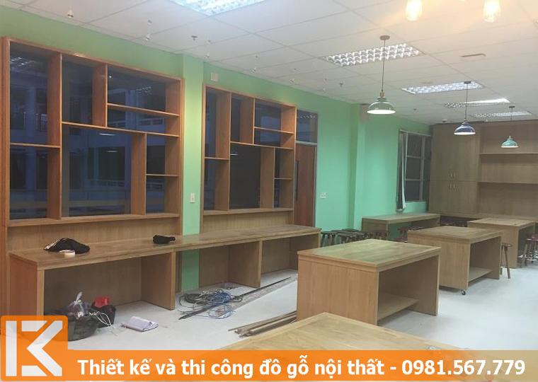 Làm bàn làm việc văn phòng công ty tại quận 8 #KM245461