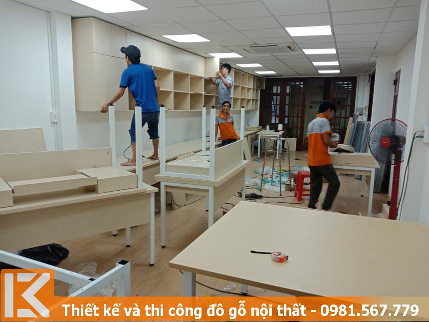 Làm tủ hồ sơ trung tâm tiếng anh quận 7 #KM24114