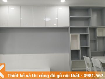 Mẫu tủ hồ sơ cho home office đẹp và hiện đại tại Gò Vấp #KM34235