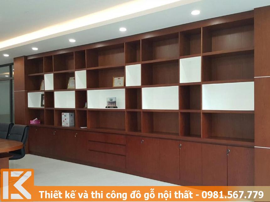 Thiết kế và lắp đặt tủ kệ hồ sơ tại quận 2 #KM245113